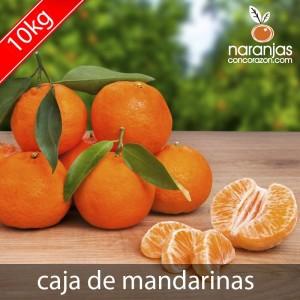Caja de Mandarinas de Valencia (10 kg)